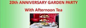 Children's Hospice SW Falmouth Friends Garden Party : 14 Jul, Budock Water