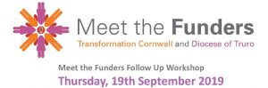 Meet the Funders workshop: Developing your Project : 19 Sep, Carnon Downs