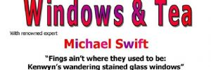 Windows and Tea : 29 Sep, Kenwyn