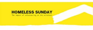 Homeless Sunday : 13 Oct