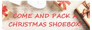 Pack a Christmas Shoebox : 2 Nov, Falmouth