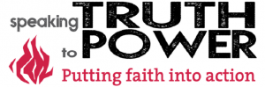 Speaking Truth to Power: Putting faith into action (South West regional gathering) : 16 Nov, Bristol