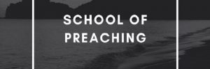 SW School of Preaching : 23 Feb, Launceston