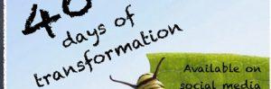 40 Days of Transformation : 25 Feb, Looe