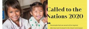 Called to the Nations : 14 Mar, Redruth