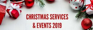 Anglican Christmas Services and Events 2019