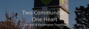 Two Communities, One Heart : Cornwall and Kensington Together