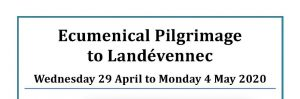 Ecumenical Pilgrimage to Landévennec : 29 Apr-4 May, Landévennec, Brittany - CANCELLED