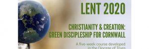 Lent Study Course : 3-31 Mar, Falmouth