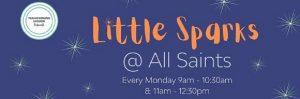 Falmouth: Little Sparks @ All Saints