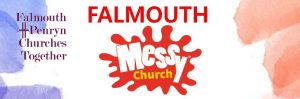 Falmouth Virtual Messy Church : Jul, AT HOME