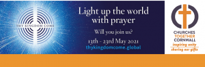 Thy Kingdom Come 2021 : 13-23 May, ONLINE