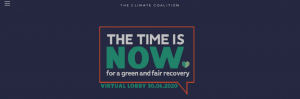 The Time is Now for a Green and Fair Recovery : 30 Jun, ONLINE
