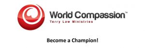 World Compassion Champions needed