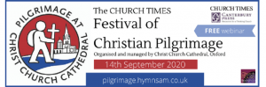 Festival of Christian Pilgrimage Online : 14 Sep, ONLINE