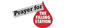 Prayer for The Filling Station : 25 Sep, Falmouth